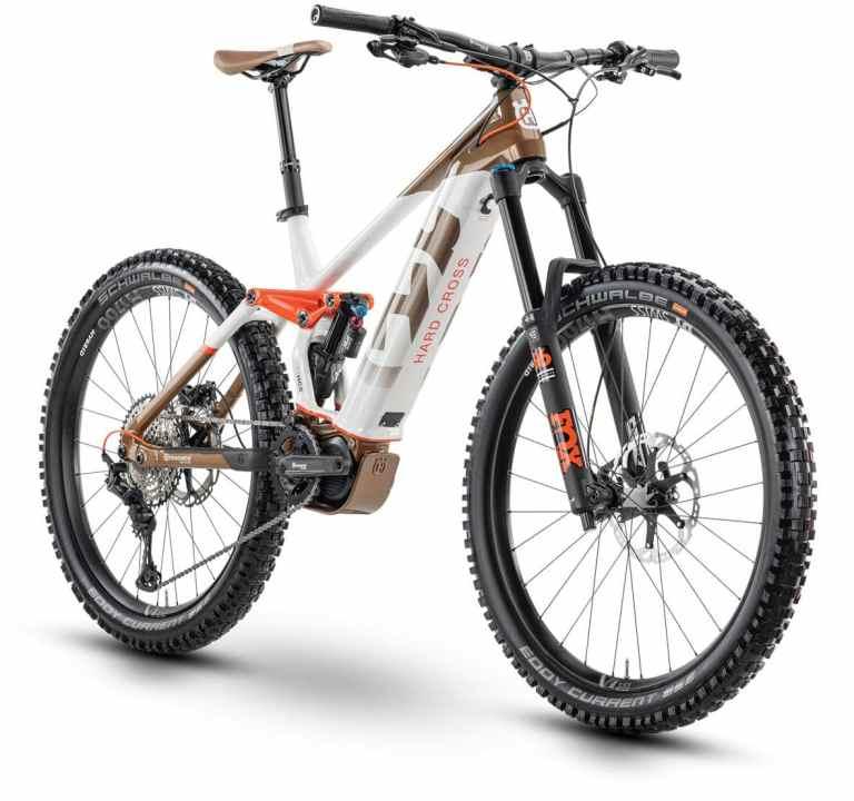 E-Bike Hard Cross